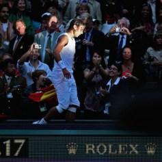 Wimbledon 2008 Rafael Nadal v Roger Federer (39)