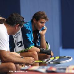 Rafael Nadal hits practice courts in Manacor (7)