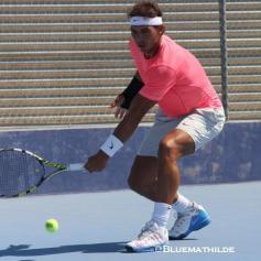 Rafael Nadal practicing Mallorca wrist injury (15)