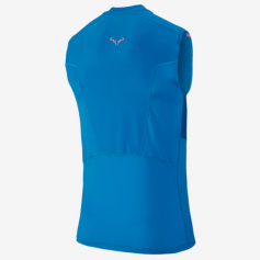 Rafael Nadal Sleeveless Top - Nike US Open Outfit 2014