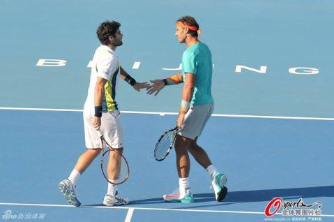 Rafael Nada and Pablo Andujar at China Open 2014l (22)