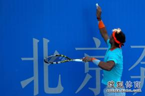 Rafael Nada and Pablo Andujar at China Open 2014l (6)
