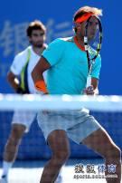 Rafael Nada and Pablo Andujar at China Open 2014l (9)