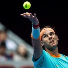 Rafael Nadal beats Richard Gasquet at the China Open 2