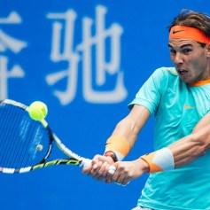 Rafael Nadal beats Richard Gasquet at the China Open 3