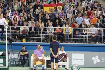 Rafael Nadal v Jo-Wilfried Tsonga Kazajistan 1