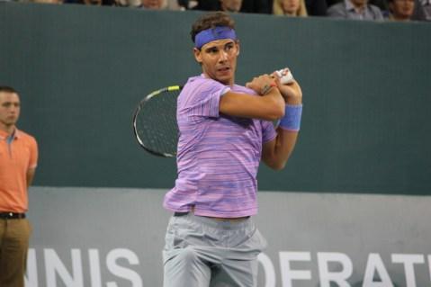 Rafael Nadal v Jo-Wilfried Tsonga Kazajistan 3