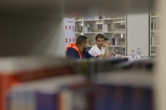 Rafael Nadal v Jo-Wilfried Tsonga Kazakhstan exhibition (21)
