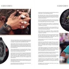 Rafael Nadal - Haute Time magazine (1)