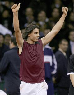 Rafael Nadal Wins First Davis Cup Title (1)