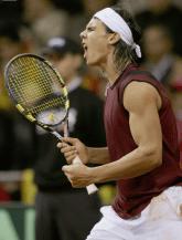 Rafael Nadal Wins First Davis Cup Title (3)