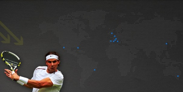Screenshot: rafaelnadal.com