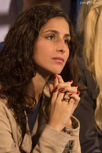 Rafael Nadal girlfriend Maria Francisca Perello