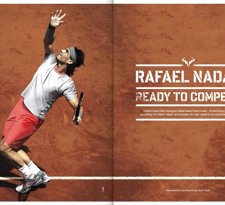 Rafael Nadal Oryx Premium Magazine (3)