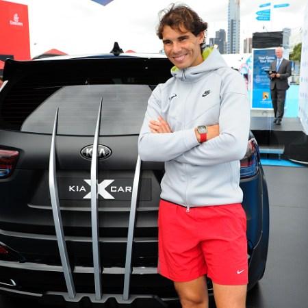 Commercials Sponsors Page 8 Rafael Nadal Fans