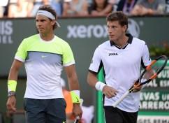 Tennis: BNP Paribas Open-Nadal/Busta vs Cuevas/Marrero