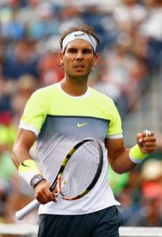 Rafael Nadal beat Donald Young Indian Wells 2015