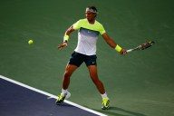 Rafael Nadal beat Donald Young Indian Wells