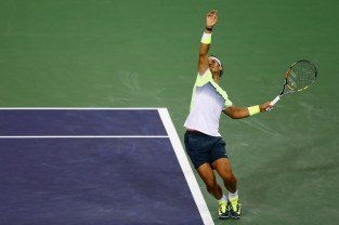 Rafael Nadal Beats Igor Sijsling In Indian Wells Opener (17)