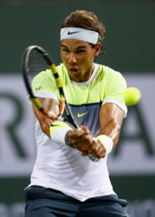 Rafael Nadal Beats Igor Sijsling In Indian Wells Opener (3)