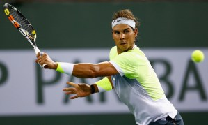 Rafael Nadal Beats Igor Sijsling In Indian Wells Opener (9)