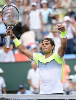 Tennis: BNP Paribas Open-Nadal vs Young