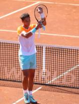 Nadal beats Almagro in Barcelona Open 2nd round