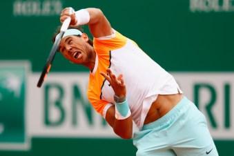 Rafael Nadal cruises past Lucas Pouille to reach third round in Monte Carlo (2)