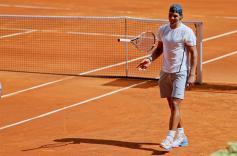 Rafael Nadal first pratice in Madrid 2015 (6)