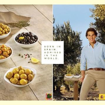 Rafael Nadal promotes Spanish food to international markets (1)