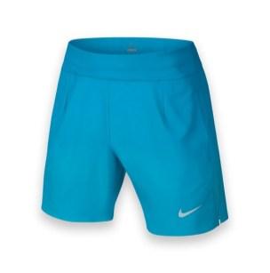 Rafael Nadal Blue Nike Shorts Roland Garros 2015