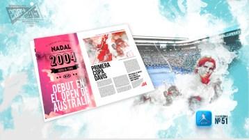 Rafael Nadal Kia Wallpapers 2004