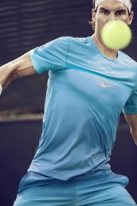 Rafael Nadal Roland Garros 2015 Nike Outfit Tshirt Shorts