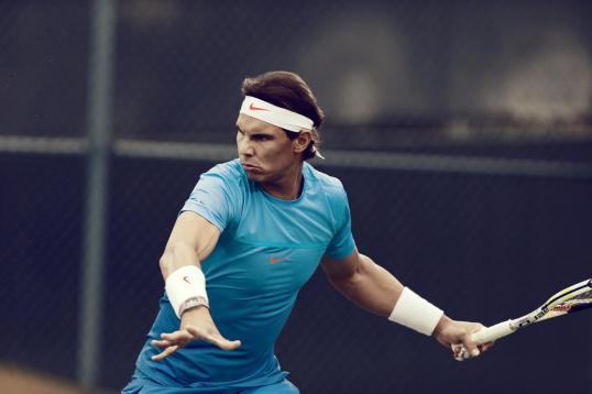 Rafael Nadal Roland Garros 2015 Nike Outfit