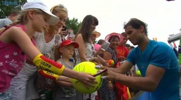 Nadal Reaches Stuttgart Semis (1)