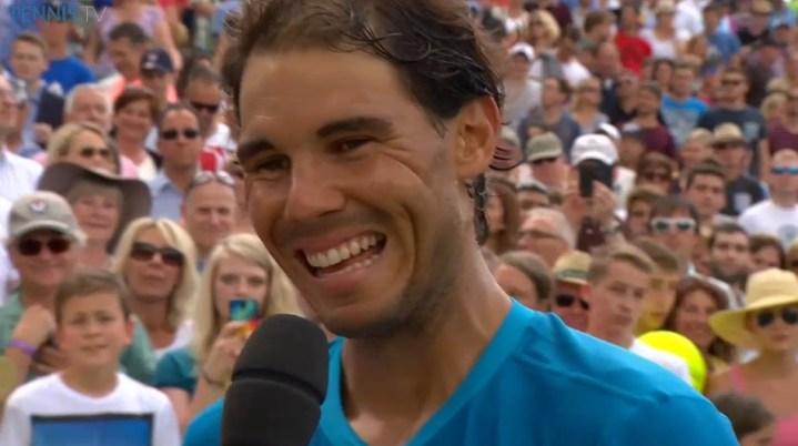 Rafael Nadal defeats Gael Monfils to reach Stuttgart final 2015