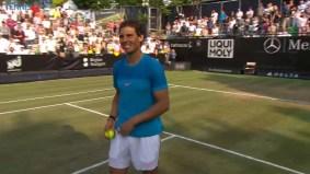 Rafael Nadal Wins Grass Opener In Stuttgart 2015 (5)