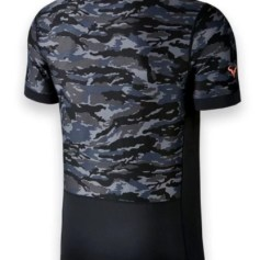 Rafael Nadal Night Nike Shirt for US Open 2015