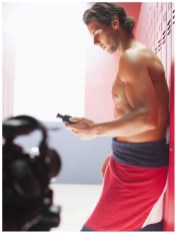 Rafael Nadal Underwear Tommy Hilfiger Photo Shoot (6)
