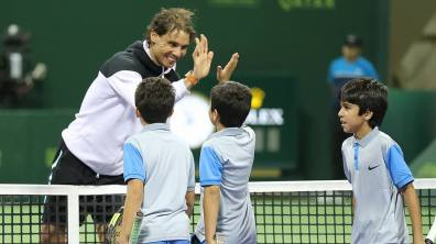 Photo: Qatar Tennis/Facebook