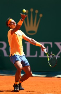 Rafael Nadal progresses to round three with win in Monte Carlo Masters (2)