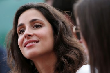 Xisca Perello, girlfriend of Spain's Rafael Nadal, looks on during his tennis match against France's Gael Monfils during the final of the Monte-Carlo ATP Masters Series Tournament in Monaco on April 17, 2016. AFP PHOTO / JEAN CHRISTOPHE MAGNENET / AFP / JEAN CHRISTOPHE MAGNENET (April 17, 2016 - Source: AFP)