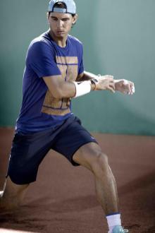 Rafael Nadal Roland Garros 2016 Nike Outfit (1)