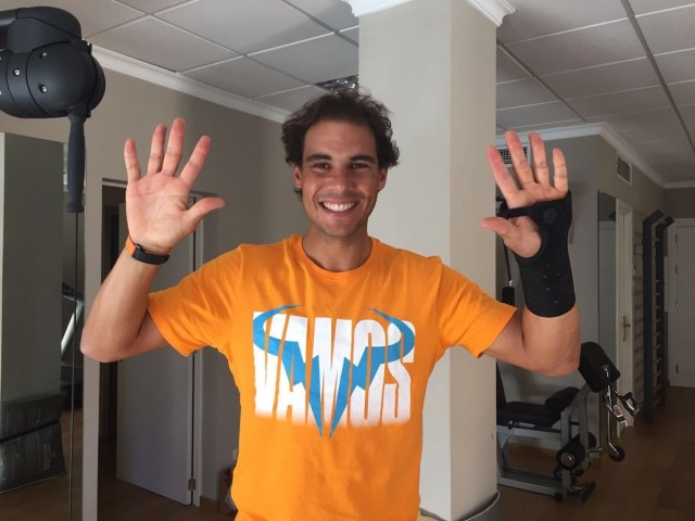 Photo: @RafaelNadal Twitter