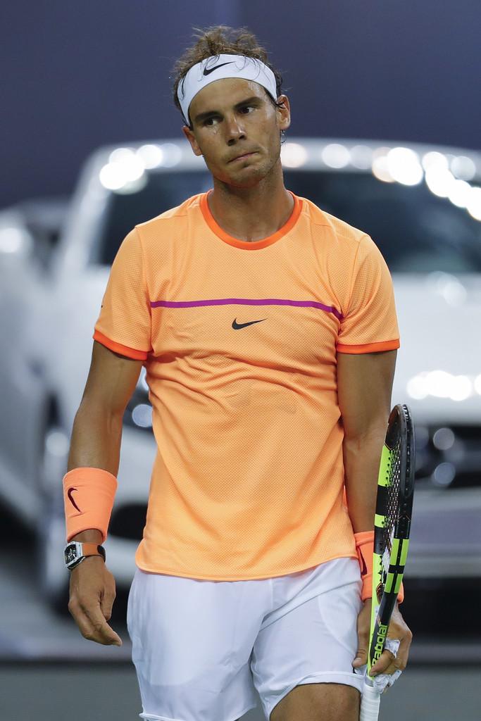 Rafael Nadal loses opening match at Shanghai Masters ...
