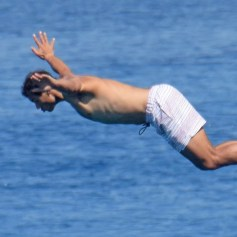 Rafael Nadal short holiday on yacht in Spain (8)