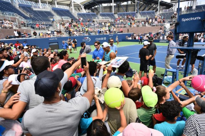 Photo: US Open