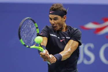 Rafael Nadal defeats Taro Daniel in four sets to reach US Open third round (21)