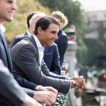 Roger Federer and Rafael Nadal would love to play together at the Laver Cup (8)