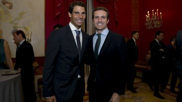Rafael Nadal awarded at the Premio Los Leones 2017 (3)